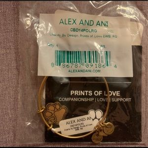 Alex and ani prints of love
